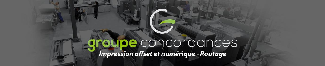 Groupe Concordances Imprimerie